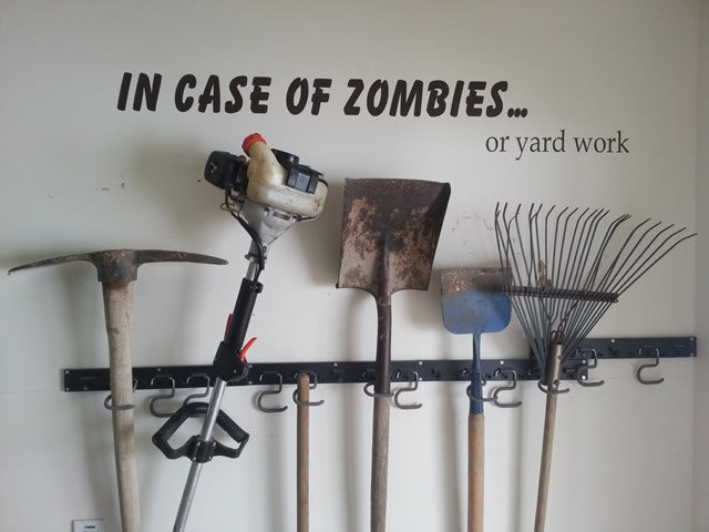 100 Zombie Apocalypse survival essentials - Photo 67