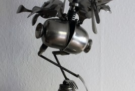 Mechanical insect sculptures - thumbnail_9