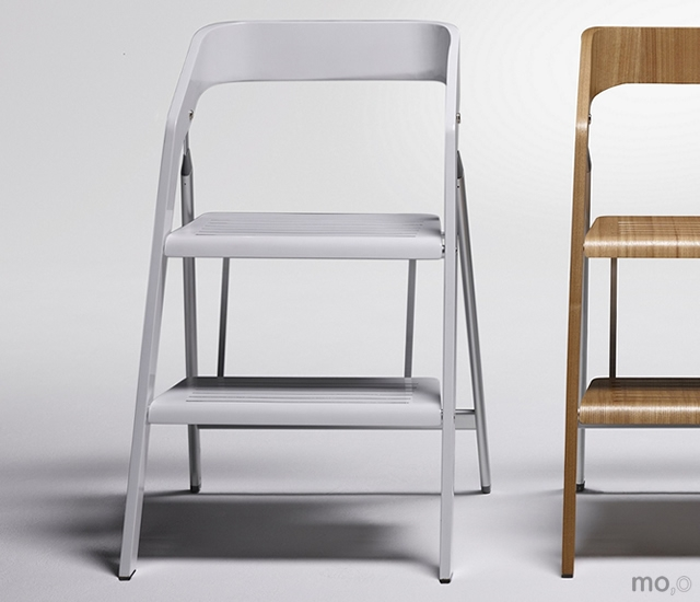 Fantastic Usit Stepladder Chair En Themag Caraccident5 Cool Chair Designs And Ideas Caraccident5Info