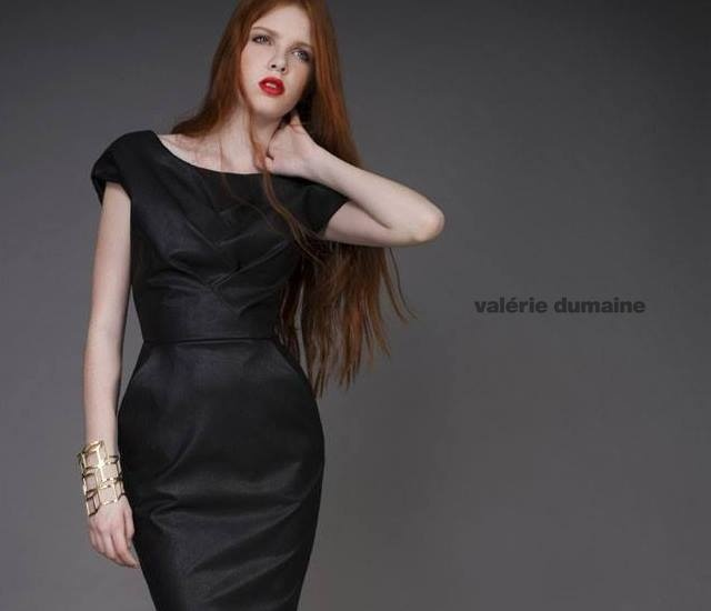 Valerie Dumaine fall/winter 2013 | Image courtesy of Valerie Dumaine