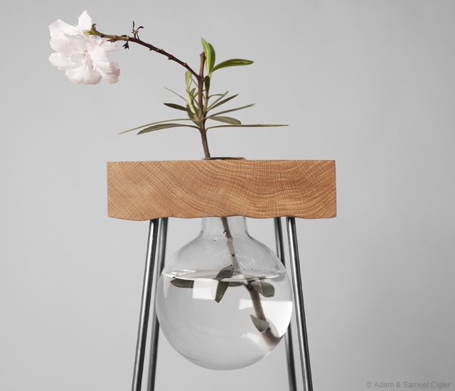 Flower table | Image courtesy of Adam and Samuel Cigler