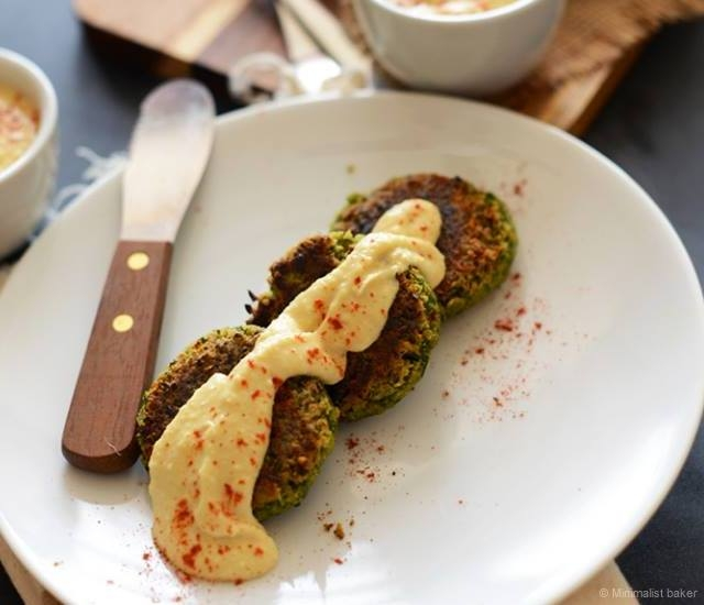Street food: falafel | Image courtesy of Minimalist baker
