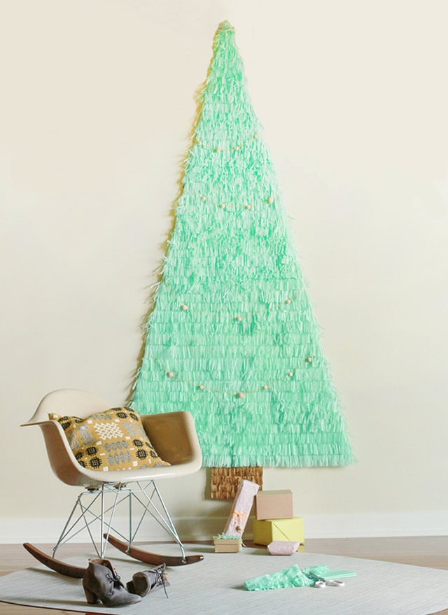 100 DIY XMas Trees - Photo 14