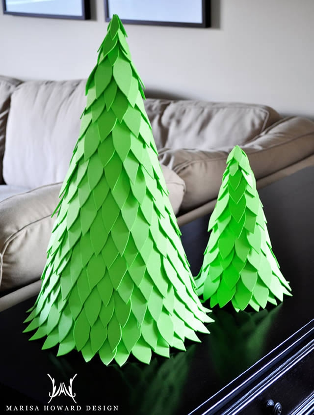 100 DIY XMas Trees - Photo 15