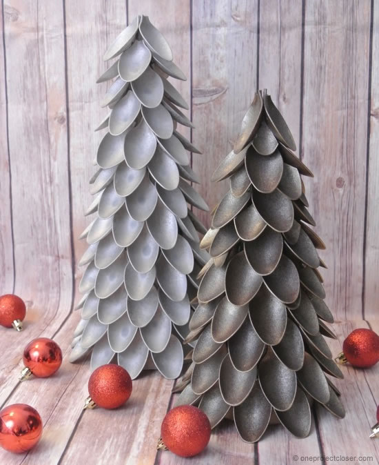100 DIY XMas Trees - Photo 18