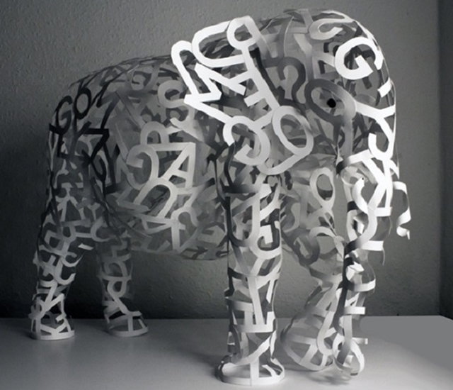 Sculptures by Marton Jancso | Image courtesy of Marton Jancso