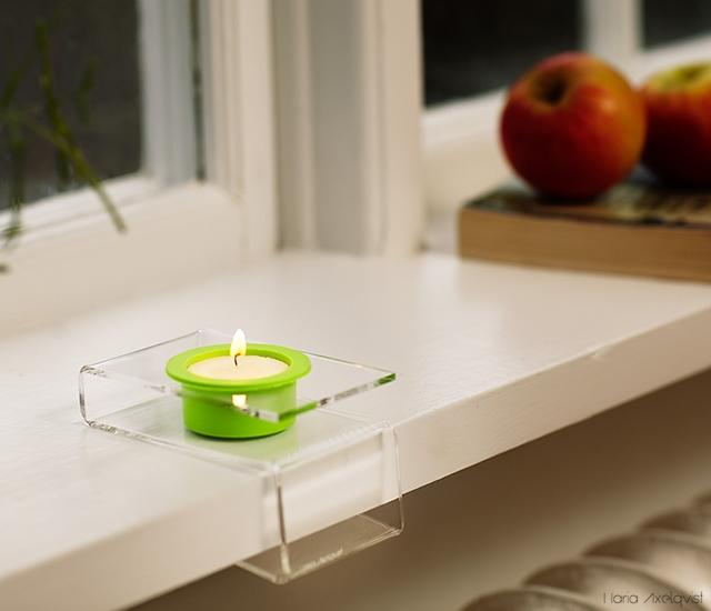 CANDEL candle holder