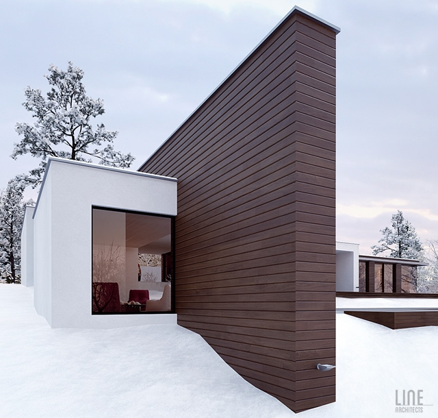 Weekend House by LINE Architects | Image courtesy of LINE Architects