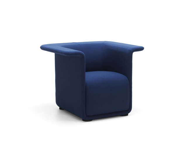 CLU armchair | Image courtesy of Carl Ojerstam, IRE Mobel