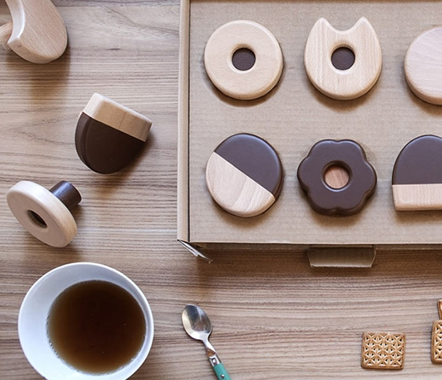Frolle cookie hooks | Image courtesy of Andrea Brugnera, Formabilio