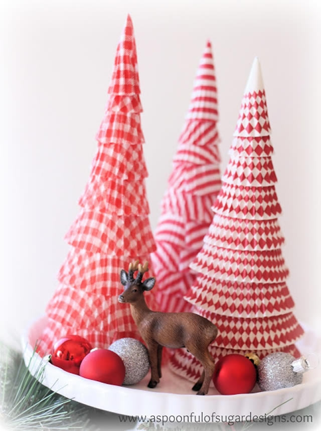100 DIY XMas Trees - Photo 21