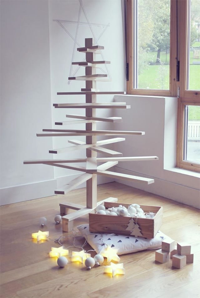 100 DIY XMas Trees - Photo 2