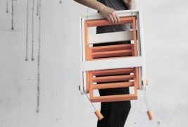 Folding chair by Pawel Kochanski - thumbnail_2