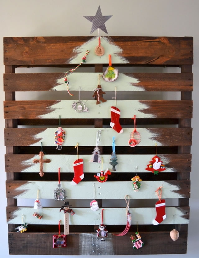 100 DIY XMas Trees - Photo 30
