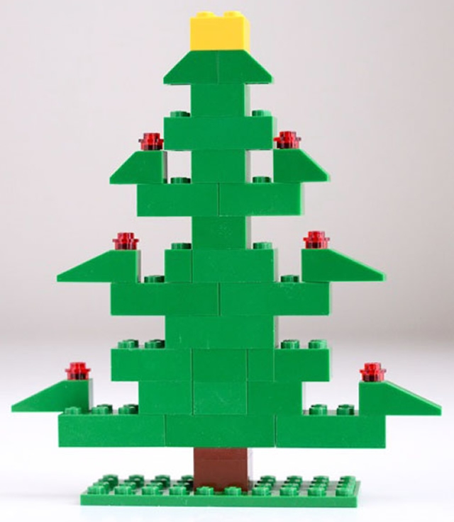 100 DIY XMas Trees - Photo 33