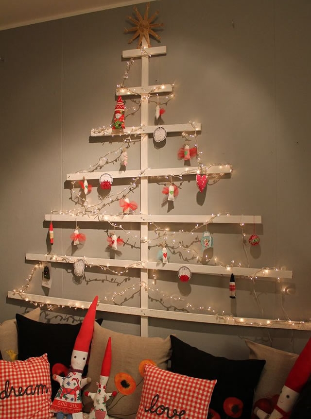 100 DIY XMas Trees - Photo 42