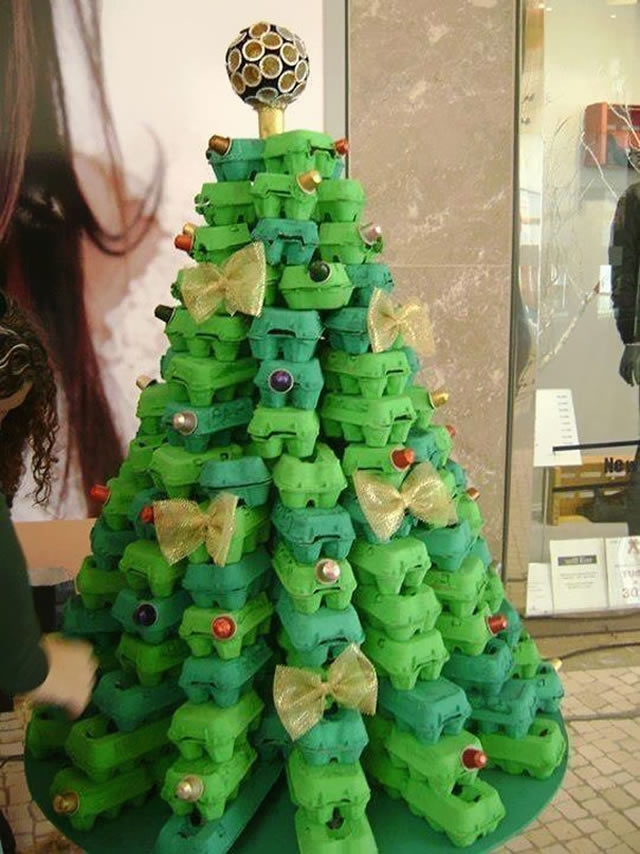 100 DIY XMas Trees - Photo 45