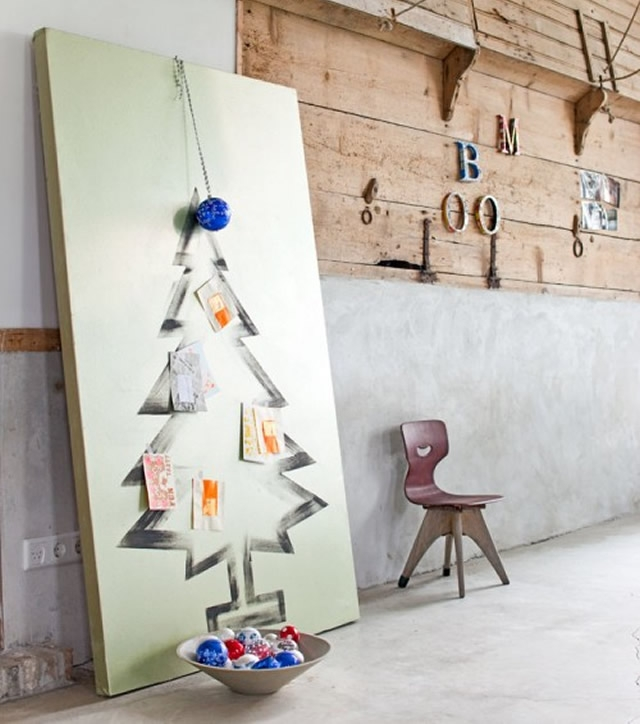 100 DIY XMas Trees - Photo 46