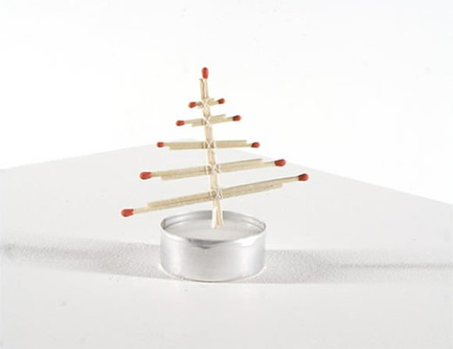 100 DIY XMas Trees - Photo 47