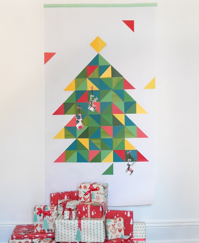100 DIY XMas Trees - Photo 49