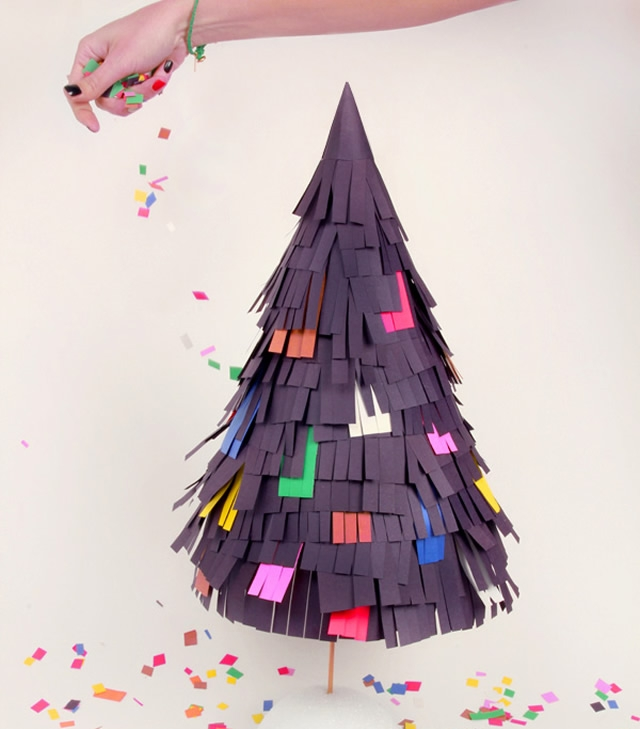 100 DIY XMas Trees - Photo 51