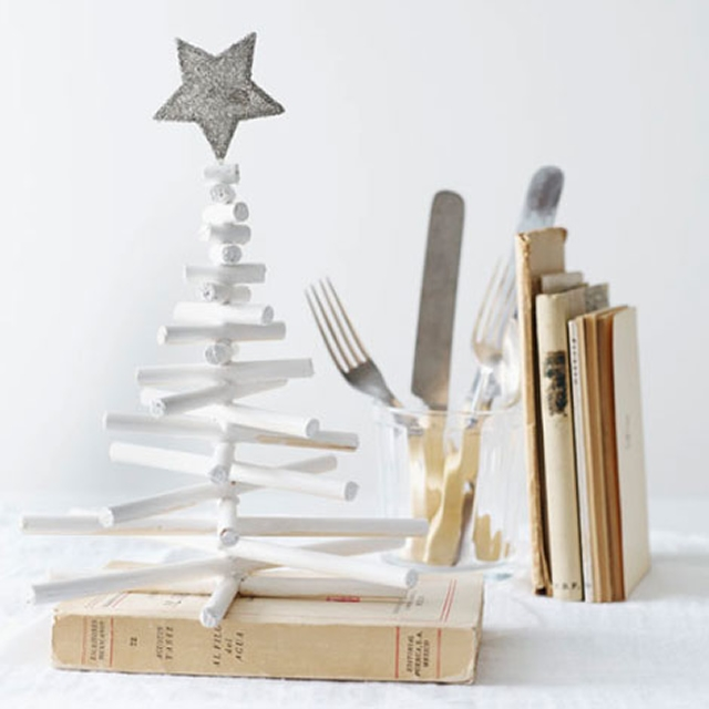 100 DIY XMas Trees - Photo 53