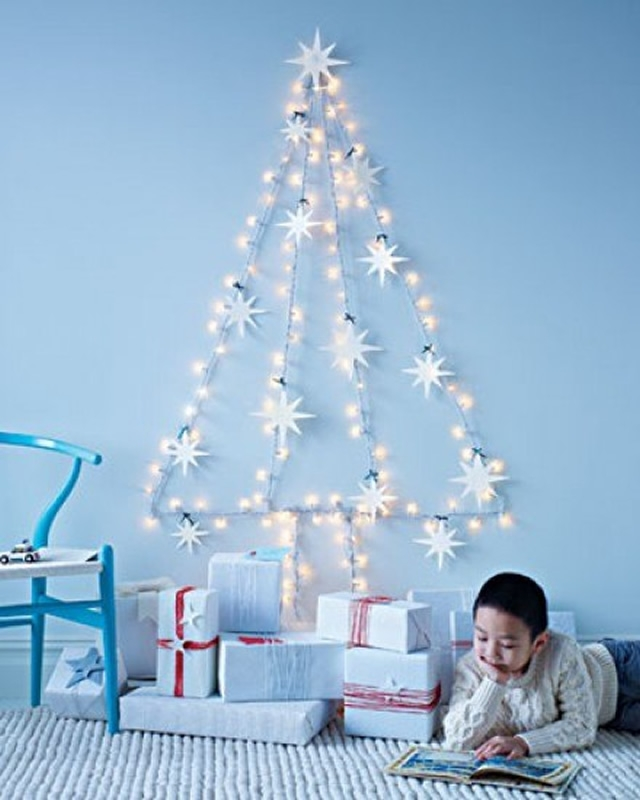 100 DIY XMas Trees - Photo 55