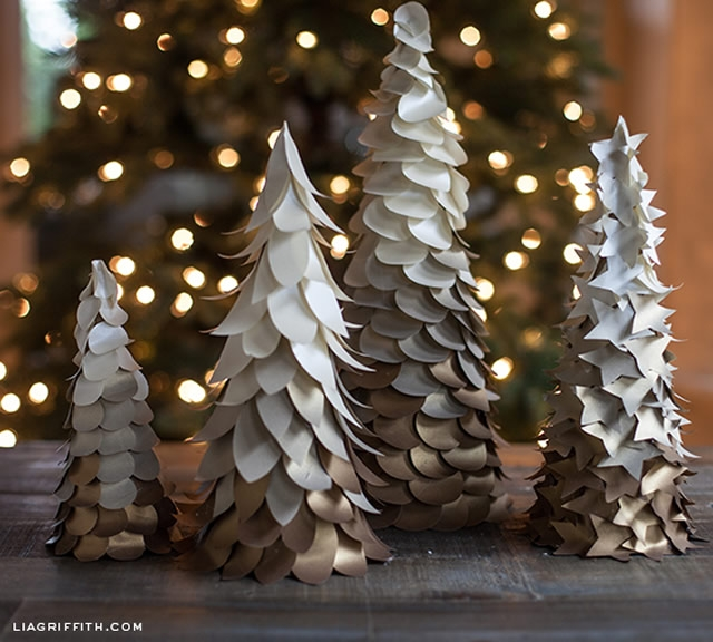 100 DIY XMas Trees - Photo 57