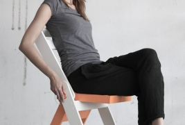 Folding chair by Pawel Kochanski - thumbnail_5
