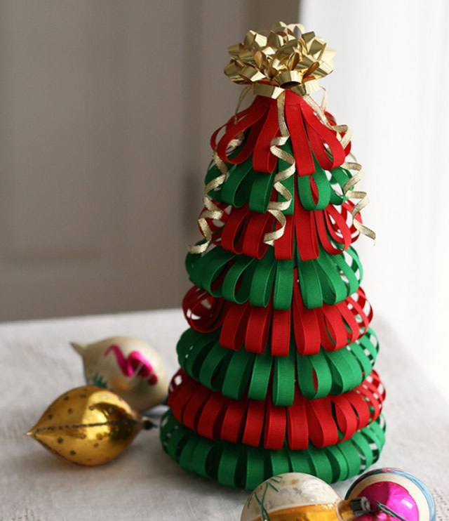 100 DIY XMas Trees - Photo 61