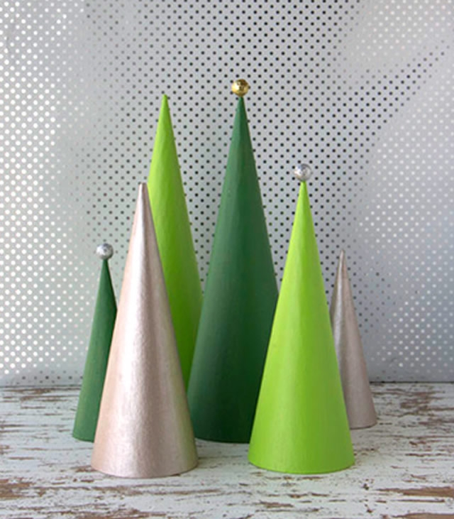100 DIY XMas Trees - Photo 67