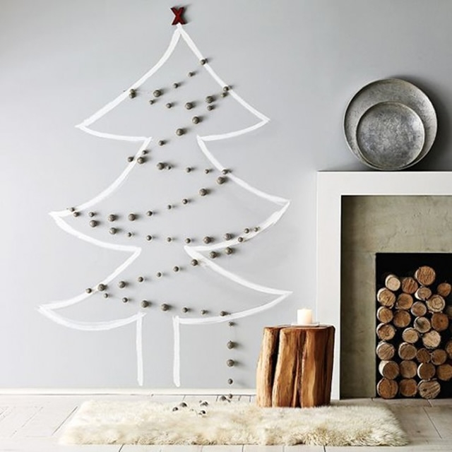100 DIY XMas Trees - Photo 68