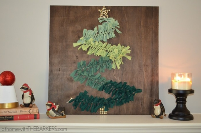 100 DIY XMas Trees - Photo 72