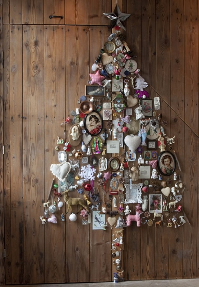 100 DIY XMas Trees - Photo 73