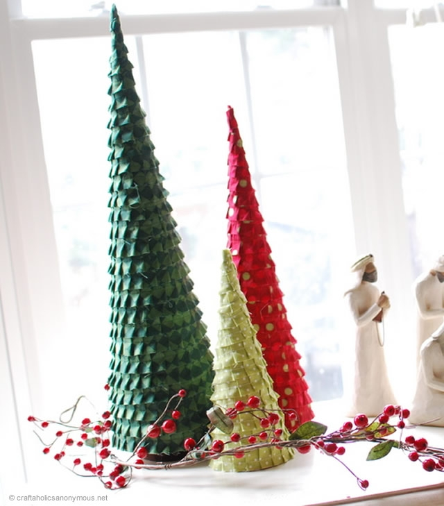100 DIY XMas Trees - Photo 74