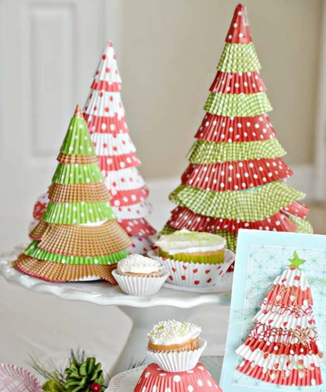 100 DIY XMas Trees - Photo 75