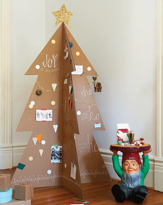 100 DIY XMas Trees - Photo 82