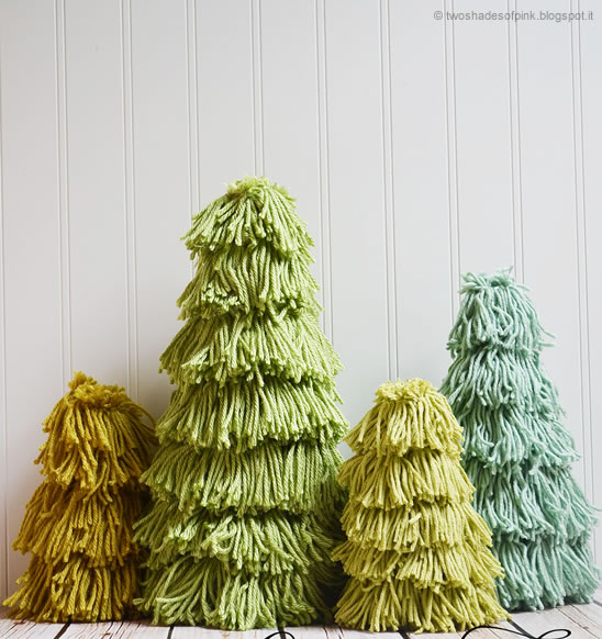 100 DIY XMas Trees - Photo 83