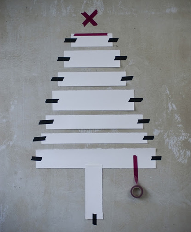 100 DIY XMas Trees - Photo 87