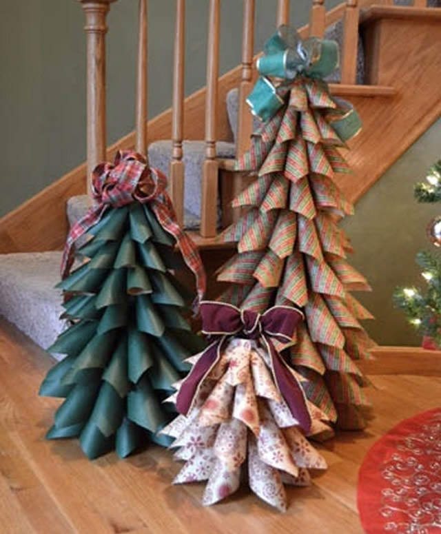 100 DIY XMas Trees - Photo 88