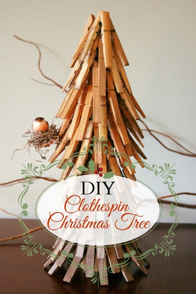 100 Diy Xmas Trees En Themag
