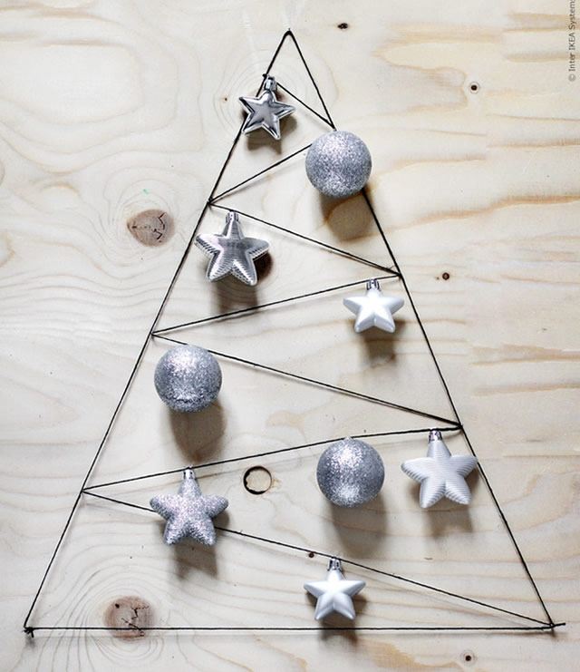 100 DIY XMas Trees - Photo 93
