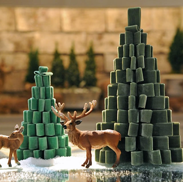 100 DIY XMas Trees - Photo 94