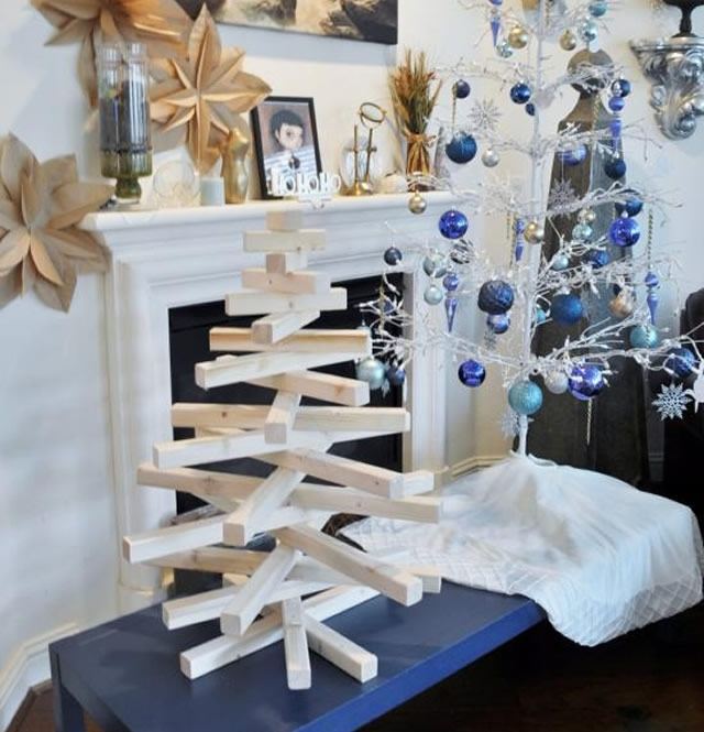 100 DIY XMas Trees - Photo 95